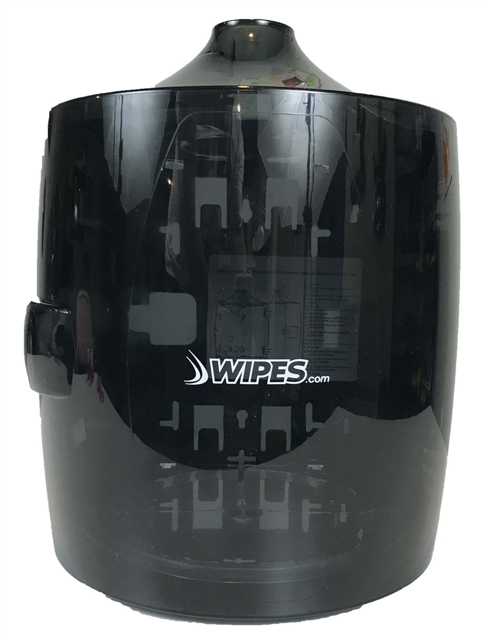 Wipes.com Wall Mounted Wipe Dispenser