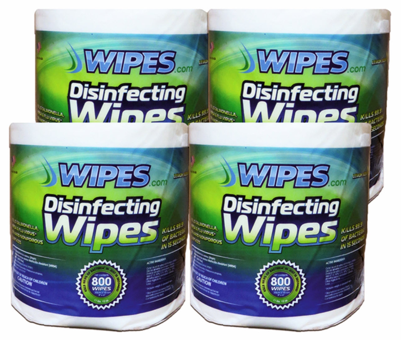 Wipes.com Disinfecting Wipes Pallet - 36 Boxes