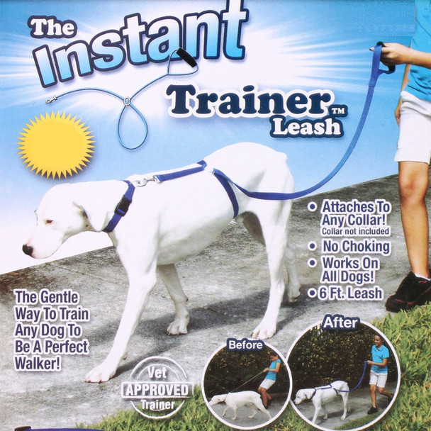 Blue Instant Trainer Dog Training Lead