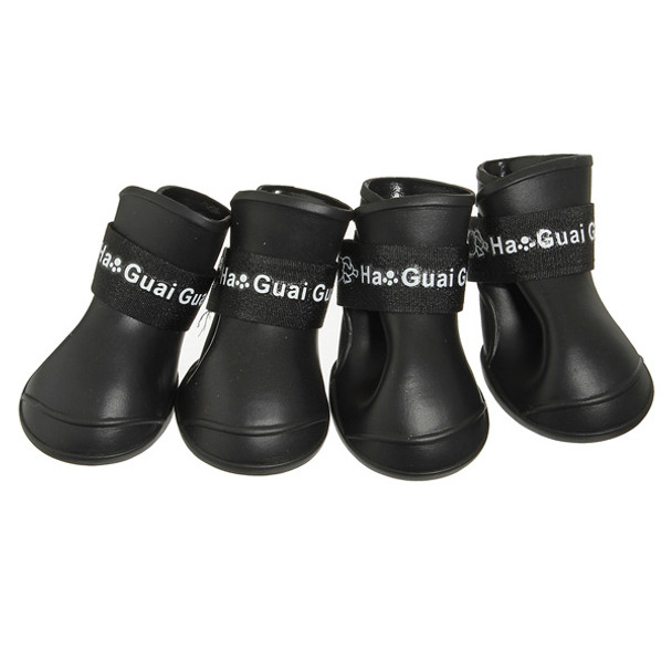 Black Dog Wellies