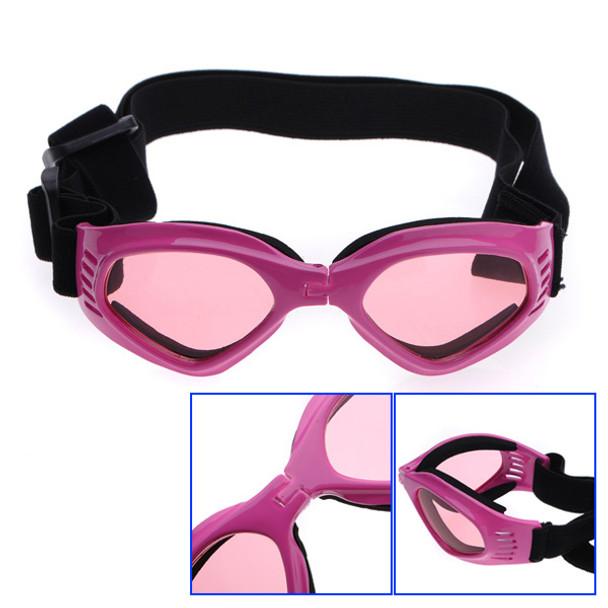 Pink Dog Sunglasses