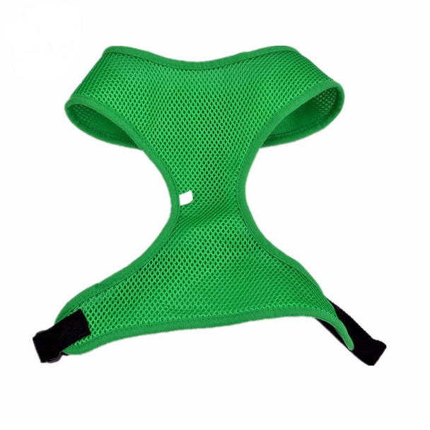 Bright Green Lightweight Dog Harness