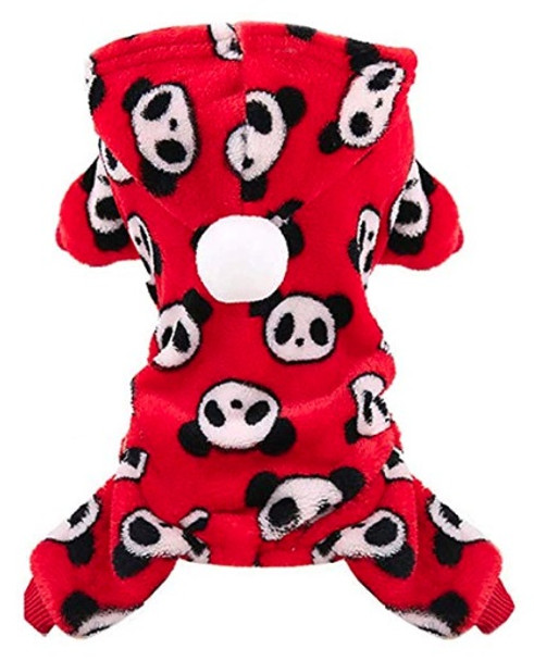 Red Panda Dog Onesie Pyjamas