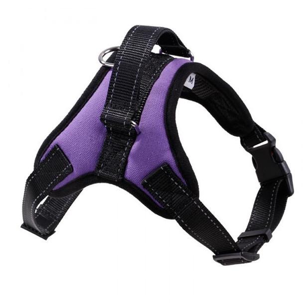 Purple Heavy Duty Dog Harness