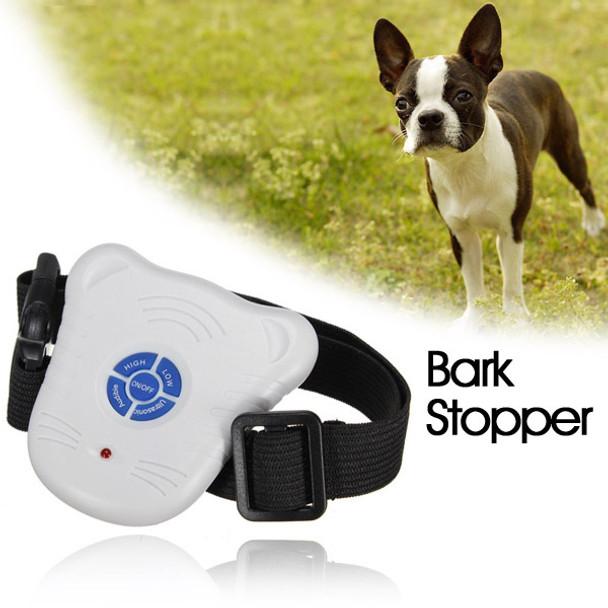 Bark Stopper Anti Barking Dog Collar