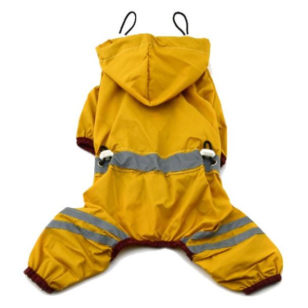 Yellow Dog Rainsuit