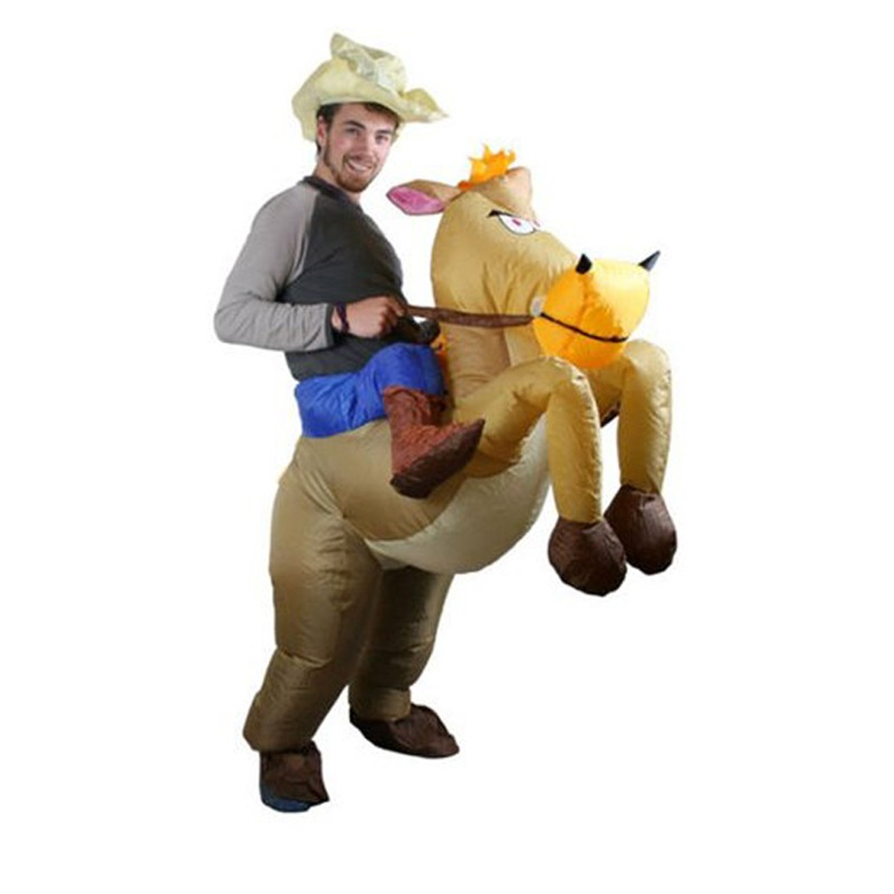 Melbourne Cup Inflatable Horse Costume Costumes To Buy Perth
