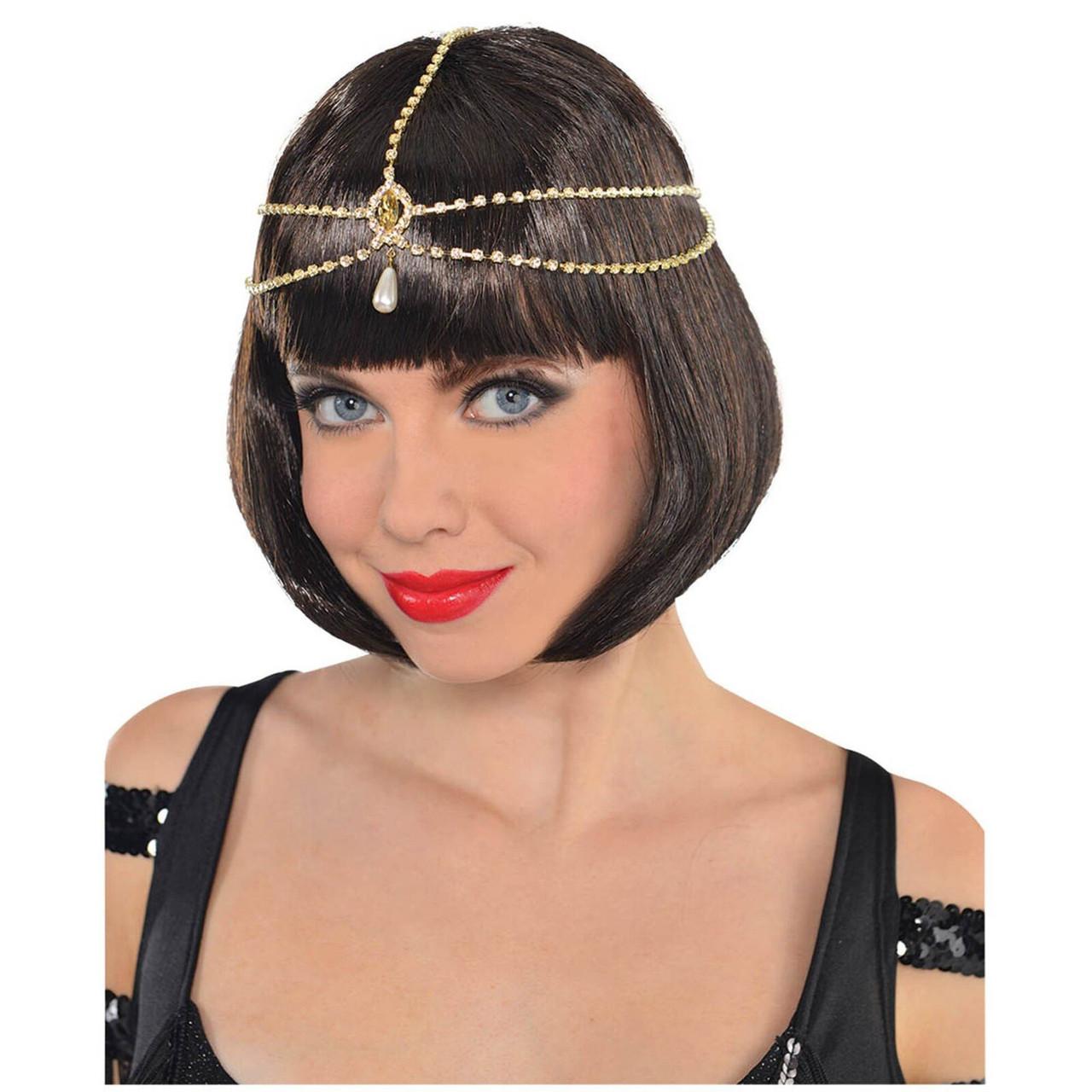 1920s Great Gatsby Hair Jewellery