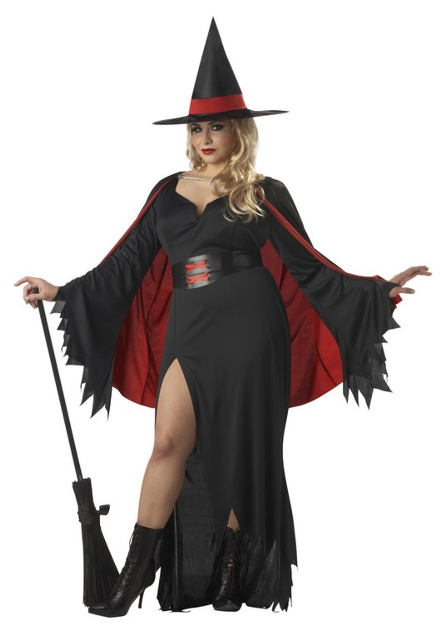 Scarlet Witch Costume Plus Size