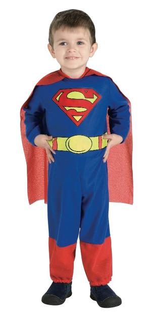 b3638f8072c7 Rubies. Superman Infant / Toddler Costume