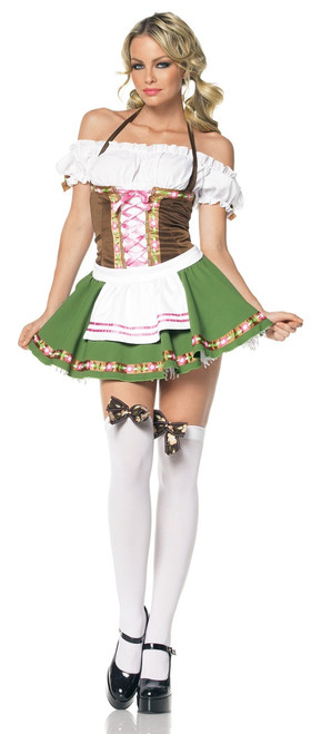 35ce2c416f1 Gretchen Oktoberfest Womens Costume