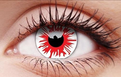 Flashfire Crazy Contact Lenses