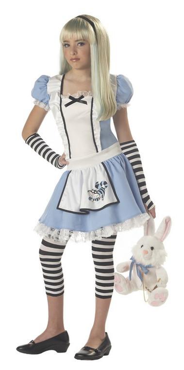 Alice Costume Tween Alice in Wonderland