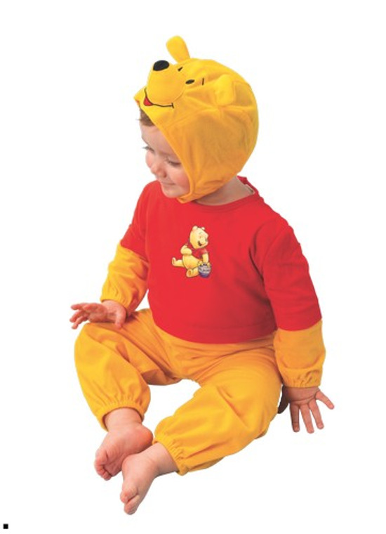 Disney - Winnie The Pooh Classic Toddler Costume