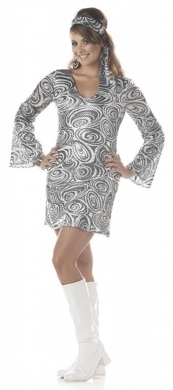Disco Diva Costume Plus Size