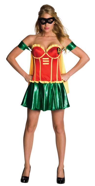 Robin Womens Costume - Secret Wishes