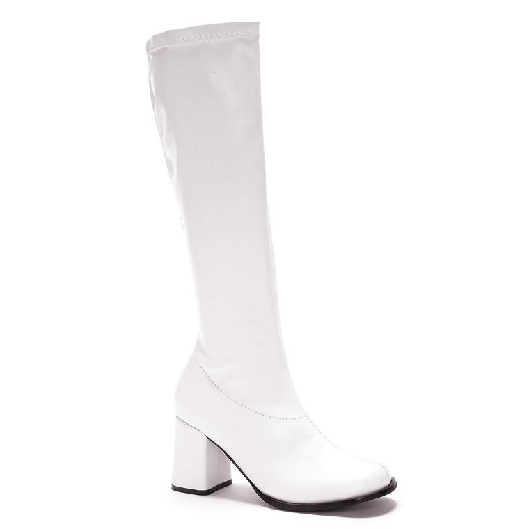 Gogo Womens Boots White