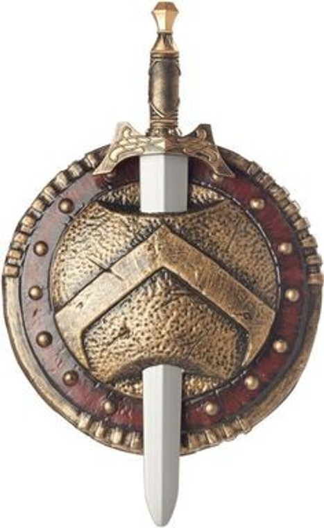 Spartan Combat Sword and Shield