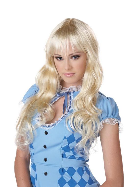 Coquette Blond Wig