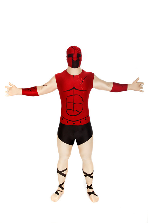 Morphsuits Costume - Spartan