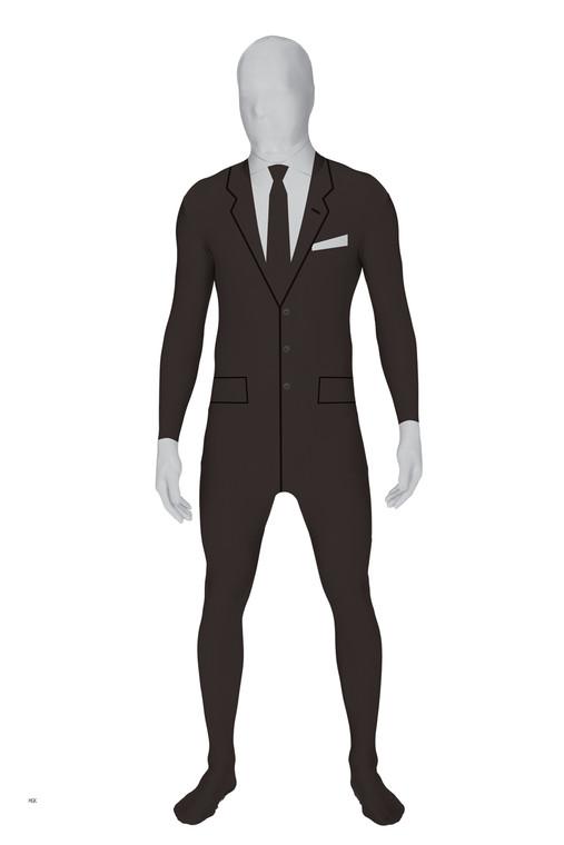 Morphsuits Costume - Slender Man