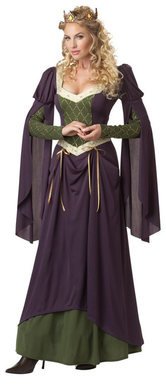 Lady in Waiting Womens Medieval Costume