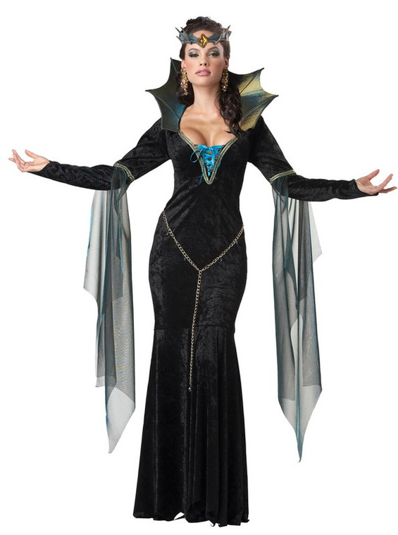 Evil Sorceress Halloween Costume