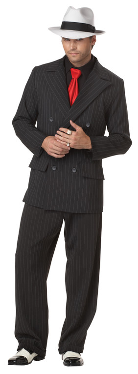 Mob Boss Gangster Costume