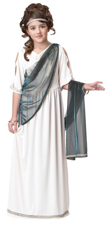 Roman Princess Childs Costume