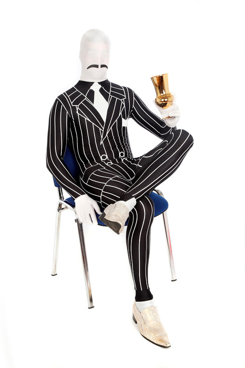 Morphsuits Gangster Costume