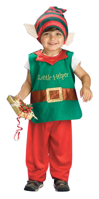 Lil Elf Childs Costume