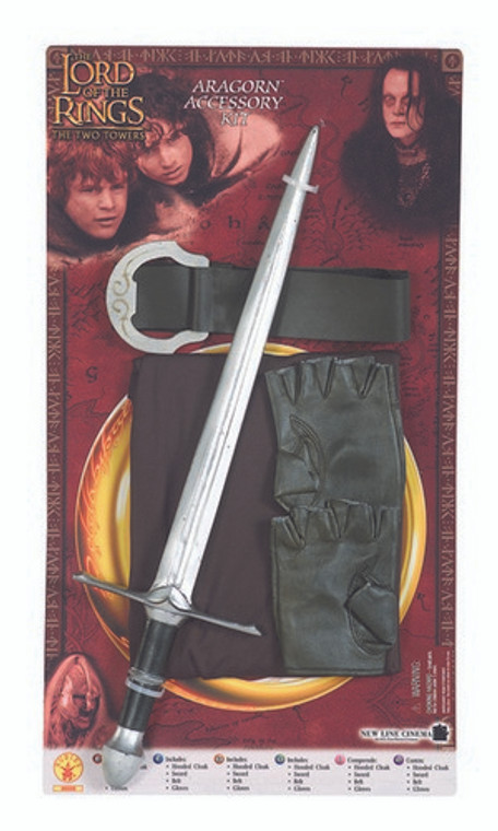 Aragorn Childs Accessory Kit The Lord Of The Rings