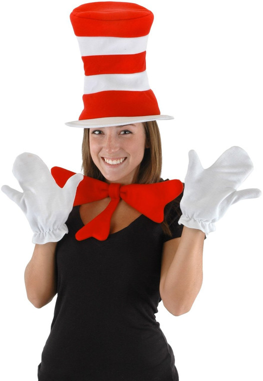 Dr Seuss The Cat In The Hat Adult  Accessories Kit