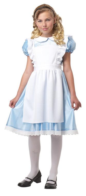 Alice Childs Costume - Alice In Wonderland