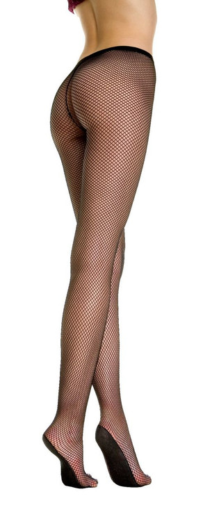 Black Fishnet Panty Hose Stockings
