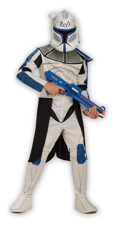 Star Wars Clone Trooper Captain Rex Childs Costume