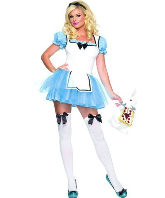 Enchanted Alice Costume