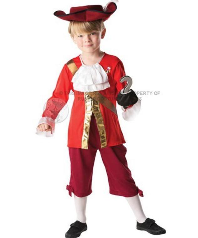 Captain Hook Childs Costume