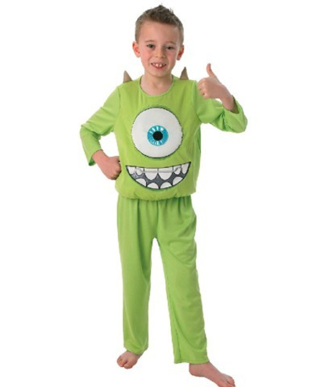 Mike Deluxe Childs Costume - Monsters Unversity