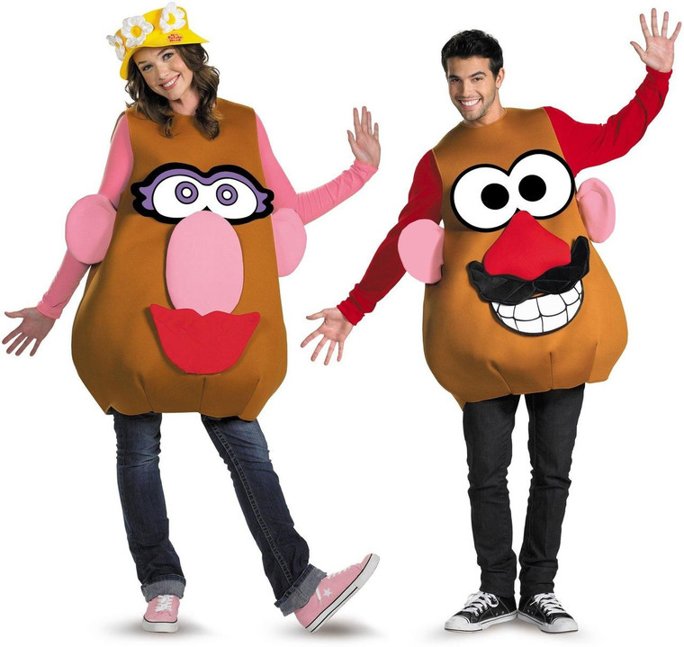 Mr or Mrs Potato Head Costume Toy Story