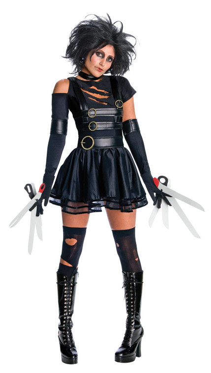 Miss Edward Scissorhands Womens Costume