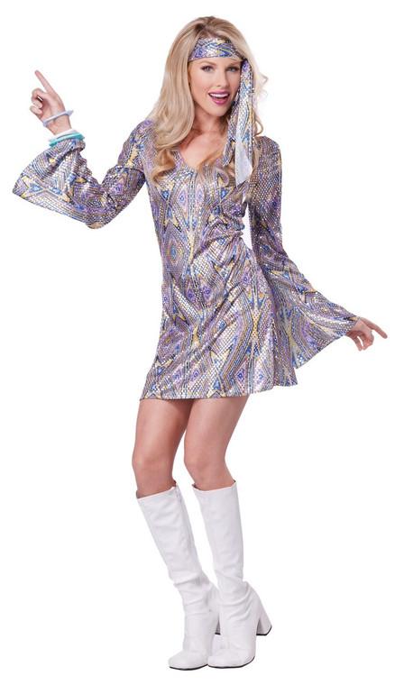 Disco Sensation Adult Costume