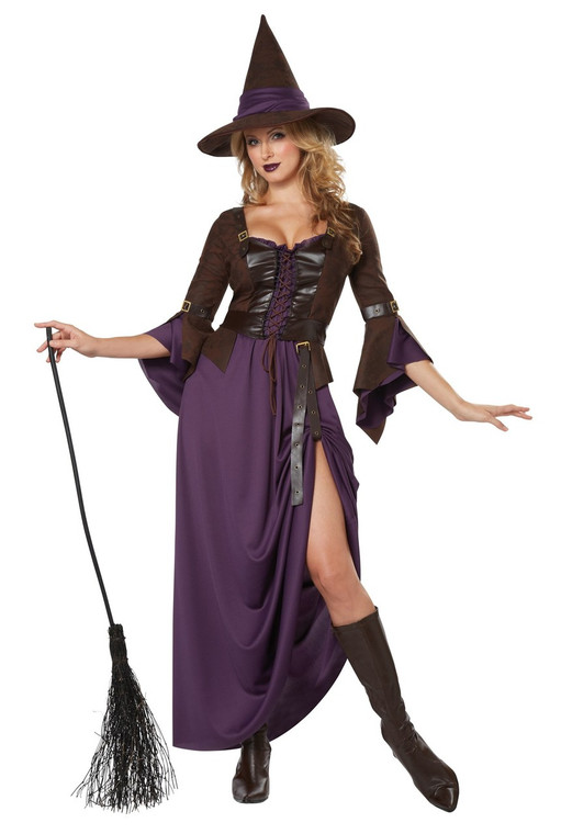 Salem Witch Womens Costume