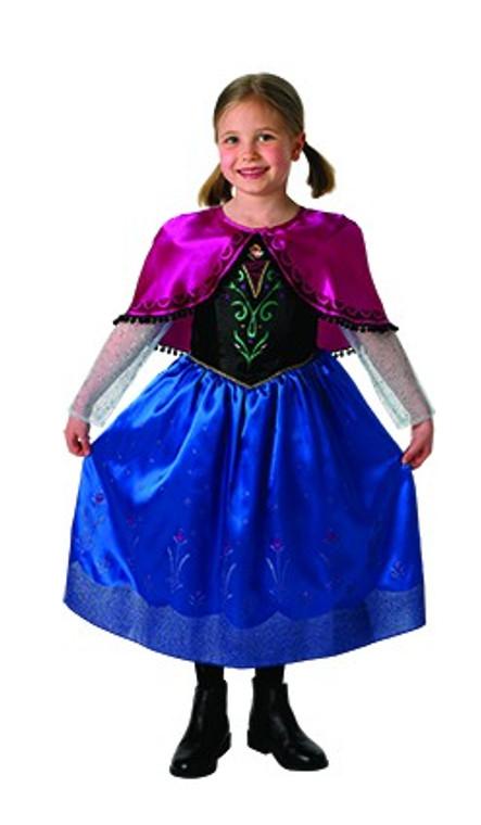 Disney Frozen Anna Girls Costume