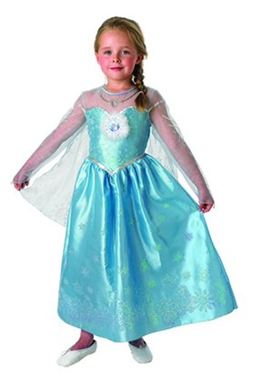 Disney Frozen Elsa Girls Costume