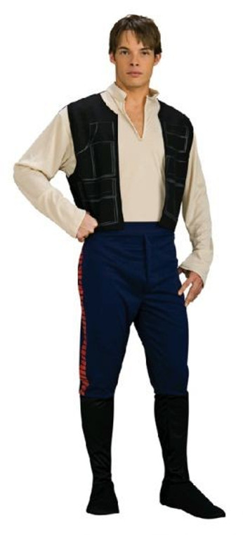 Star Wars Han Solo Mens Costume