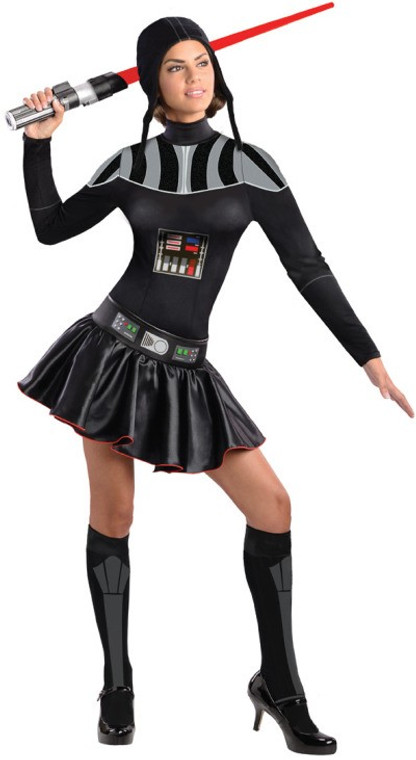 Star Wars Darth Vader Womens Costume