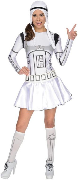 Star Wars Stormtrooper Womens Costume