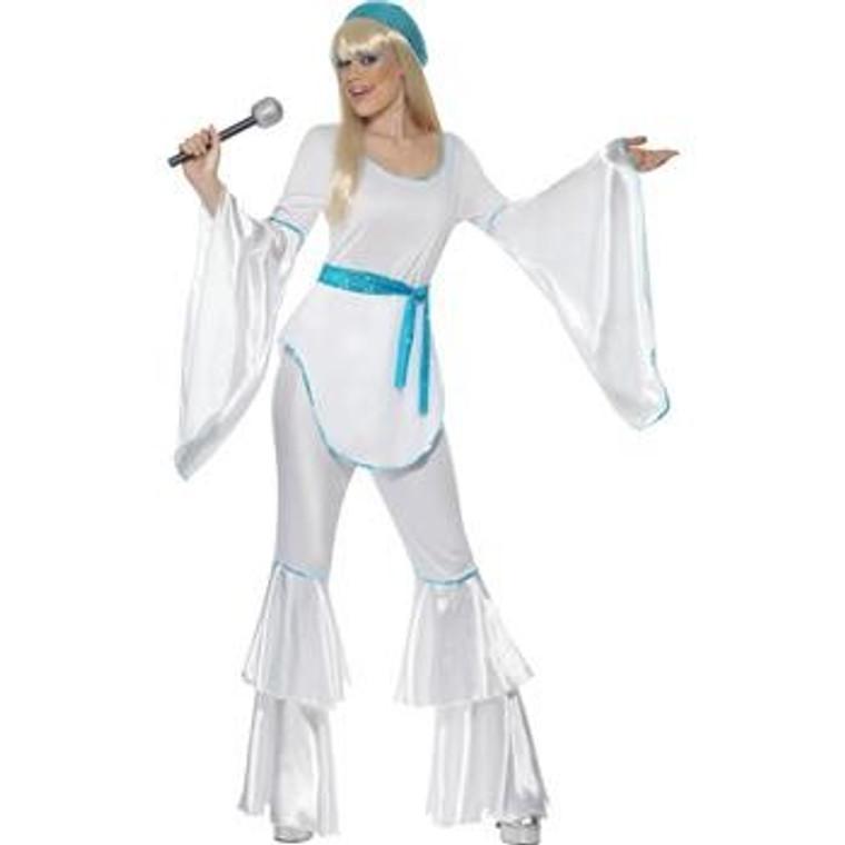 Super Trooper Womens Disco Costume