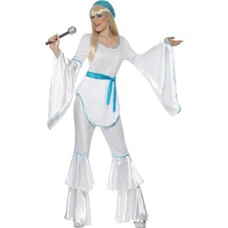 Super Trooper Womens Disco Costume